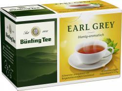 Bünting Earl Grey (20 x 1,75 g) - 4008837214108