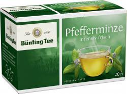 Bünting Tee Pfefferminze