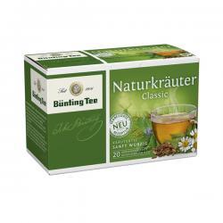 Bünting Naturkräuter Classic (20 x 2 g) - 4008837218243