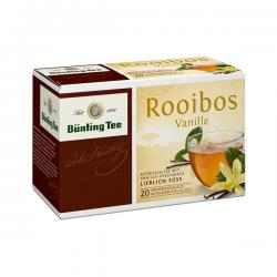 Bünting Rooibos Vanille (20 x 1,75 g) - 4008837219806