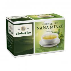 Bünting Grüner Tee Nana Minze