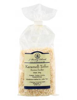 J. Bünting Coloniale Aroma-Zucker Karamell Toffee (200 g) - 4017700982181