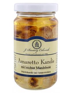 J. Bünting Coloniale Amaretto Kandis (250 g) - 4017700981771
