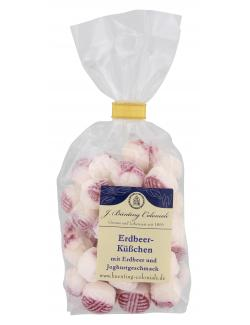 J. Bünting Coloniale Erdbeer-Joghurt (120 g) - 4260107920489