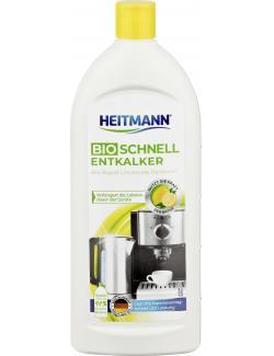 Heitmann Bio Schnell Entkalker
