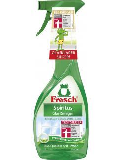 Frosch Spiritus Glas-Reiniger Sprühflasche