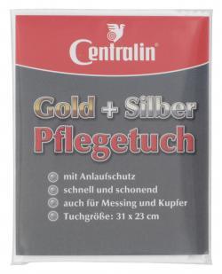 Centralin Gold- und Silberpflegetuch (1 St.) - 4006230508008