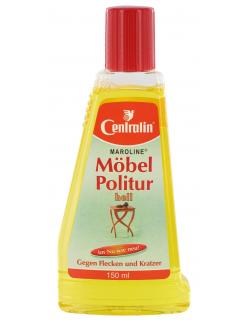 Centralin Maroline Möbel-Politur hell (150 ml) - 4006230151006