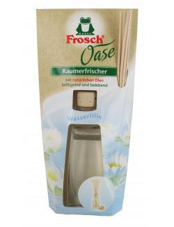 Frosch Oase Raumerfrischer Wasserlilie (90 ml) - 4001499192883