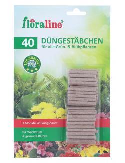 Floraline Düngestäbchen