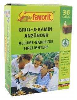Favorit Grill-Anzünder (1 St.) - 4006822318268