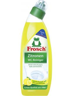 Frosch WC-Reiniger Zitrone