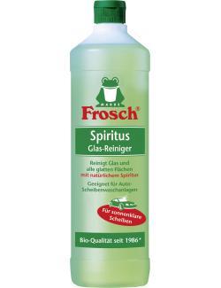 Frosch Spiritus Glas-Reiniger