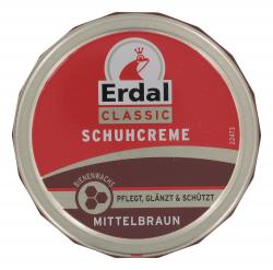 Erdal Classic Schuhcreme mittelbraun (75 ml) - 4001499000676