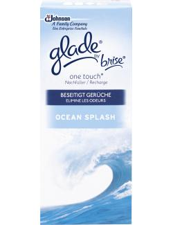 Glade by Brise One Touch Minispray/Nachfüller Ocean Splash (1 St.) - 4000290000144