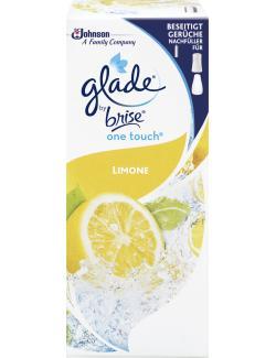 Glade by Brise One Touch Minispray Nachfüller Limone
