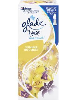Glade by Brise One Touch Minispray/Nachfüller Summer Bouquet (1 St.) - 4000290002964
