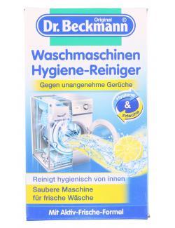 Dr. Beckmann Waschmaschinen Hygiene - Reiniger (250 g) - 4008455047614
