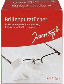 Jeden Tag Brillenputztücher