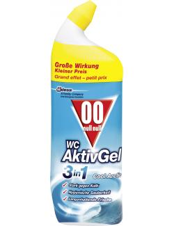 Null-Null WC AktivGel 3in1 Cool Arctic (750 ml) - 5000204553284