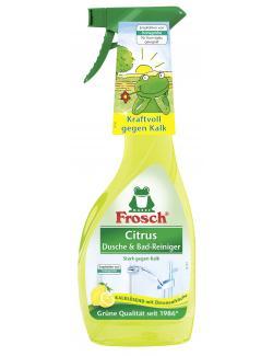 Frosch Citrus Dusche und Bad-Reiniger