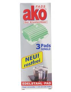 Ako Der Krustenlöser Pads (3 St.) - 4042698004065