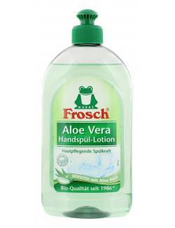 Frosch Handspül-Lotion Aloe Vera (500 ml) - 4001499162954