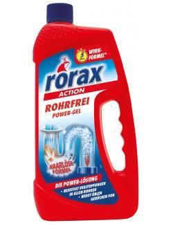Rorax Rohrfrei Powergel Abflussreiniger (1 l) - 4001499131646