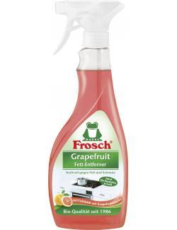 Frosch Fett-Entferner Grapefruit