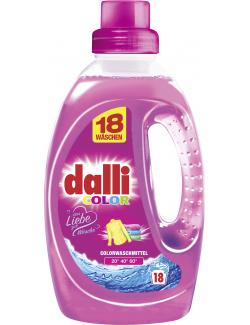 Dalli Colorwaschmittel 18WL (1,35 l) - 4012400526727