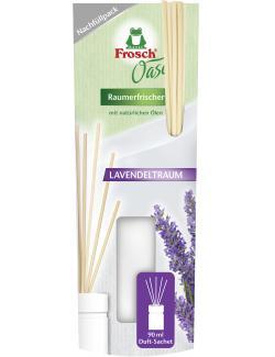 Frosch Oase Nachfüller Lavendeltraum (90 ml) - 4001499914607