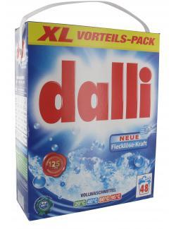 Dalli Vollwaschmittel 48WL (3,12 kg) - 4012400526956