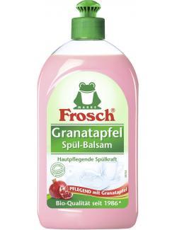 Frosch Spül-Balsam Granatapfel (500 ml) - 4001499115233