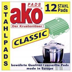 Ako Classic Pads (12 St.) - 4042698005543