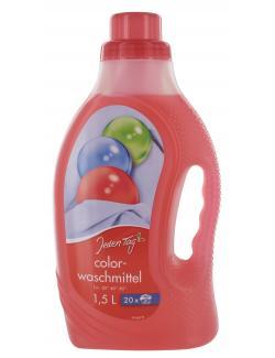 Jeden Tag Colorwaschmittel flüssig 20WL (1,50 l) - 4306188062486