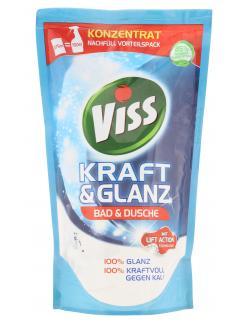 Viss Easy Clean Bad & Dusche Nachfüllbeutel (375 ml) - 8712561055833