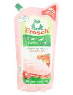 Frosch Weichspüler Granatapfel (1 l) - 4001499115523