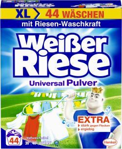 Weißer Riese Kraft Pulver 44WL (2,42 kg) - 4015000350860