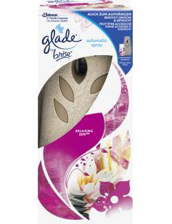 Glade by Brise Automatic Spray Relaxing Zen