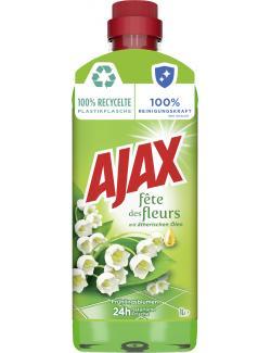 Ajax Ultra 7 Frühlingsblumen