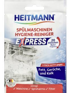 Heitmann Express Spülmaschinen Hygiene-Reiniger