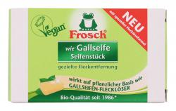 Frosch Seifenstück wie Gallseife (80 g) - 4001499930799