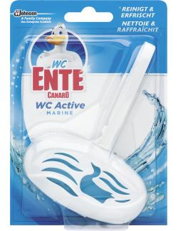 WC-Ente WC Aktive 3in1 Marine (40 g) - 5000204814569