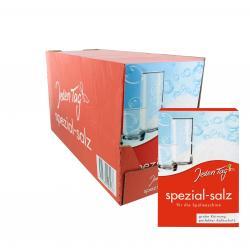 Jeden Tag Spülmaschinen-Spezialsalz (6 x 2 kg) - 4306180005436