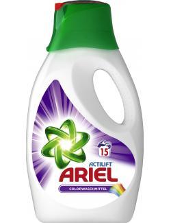 Ariel Actilift Colorwaschmittel flüssig 15WL - 4015400866039