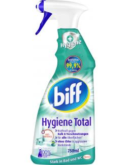 Biff Bad Hygiene Total
