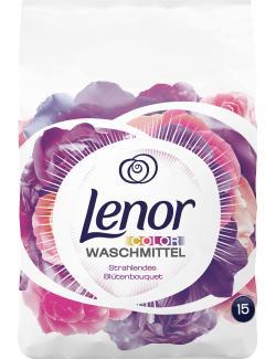Lenor Colorwaschmittel Strahlendes Blütenbouquet (15 WL) - 8001090055569