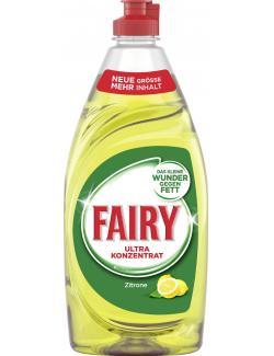 Fairy Spülmittel Ultra Konzentrat Zitrone (500 ml) - 8001090115188