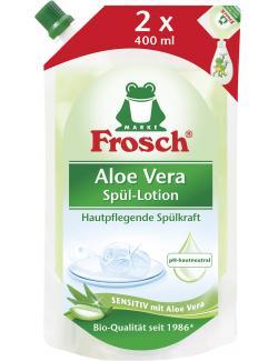 Frosch Aloe Vera Handspül-Lotion