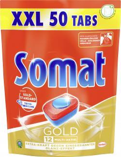 Somat 12 Gold XXL Tabs